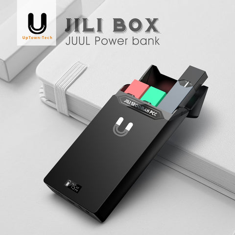JILI BOX CHARGING CASE POWER BANK PCC FOR JUUL