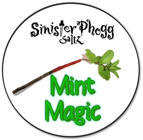 Mint Magic by Sinister Phogg Saltz