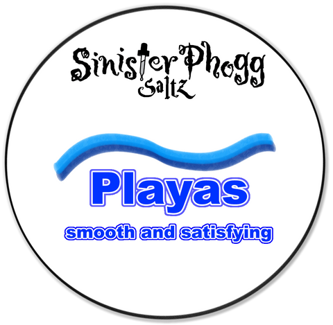 Playas by Sinister Phogg Saltz