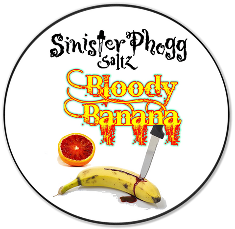 Bloody Banana by Sinister Phogg Saltz
