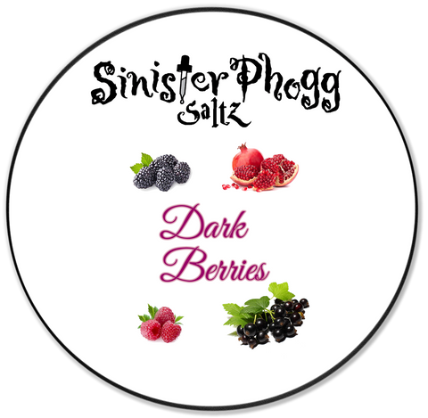 Dark Berries by Sinister Phogg Saltz