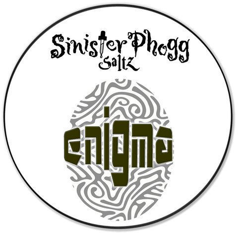 enigma by Sinister Phogg Saltz