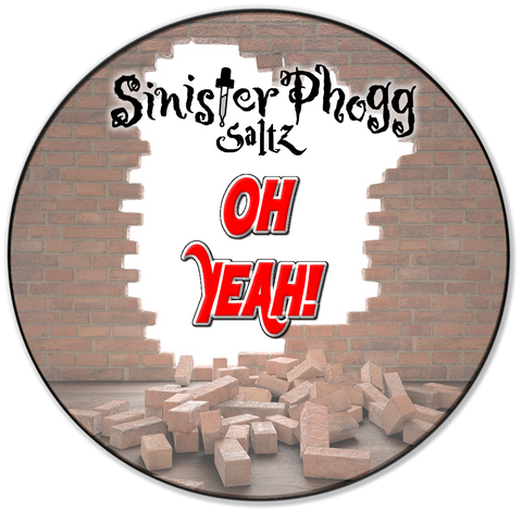 Oh Yeah! by Sinister Phogg Saltz