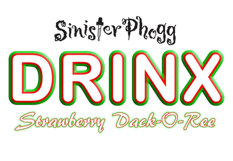 Drinx - Strawberry Dack'O'Ree