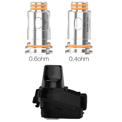 Geek Vape Boost Cartridge 3.7 ml (include 2 coils)