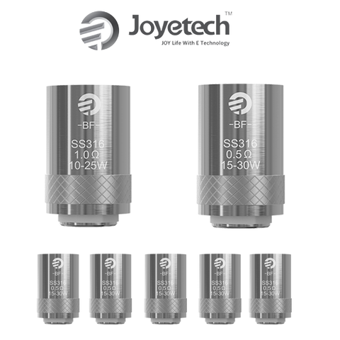 Joyetech BF Coils for CUBIS or AIO