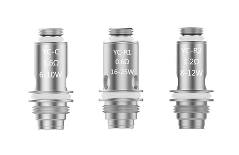 VOOPOO FINIC YC REPLACEMENT COILS (5 PACK)