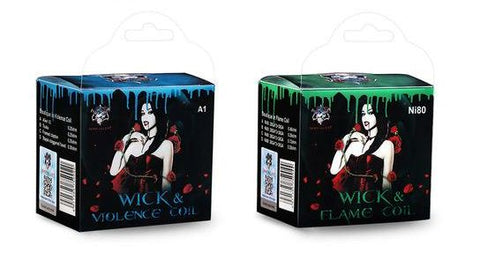 Demon Killer Wick & Coil Wire Kit