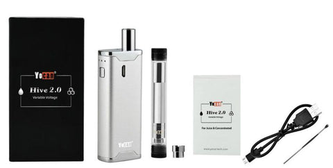 Yocan Hive 2.0 - Oil and Wax Concentrate Vaporizer w/Magnetic Adapter
