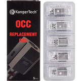 Kanger OCC V2 vertical (organic Cotton Coil) for Kanger SubTank  (5pack)