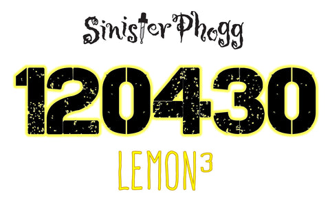 120430 - Lemon Cubed - 120ml Max VG E-Liquid