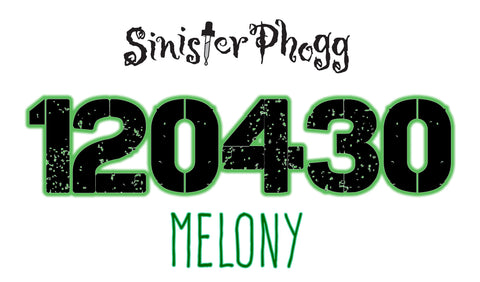 120430 - Melony - 120 ml Max VG E-Liquid