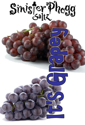 It's Grapey by Sinister Phogg Saltz