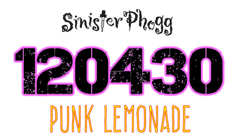 120430 - Punk Lemonade - 120ml Max VG E-Liquid