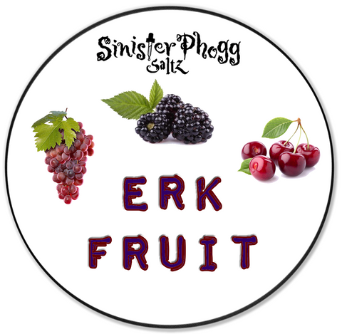 ERK Fruit by Sinister Phogg Saltz