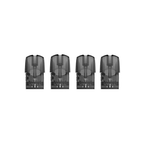 UWELL YEARN REFILLABLE REPLACEMENT PODS (4 PACK)