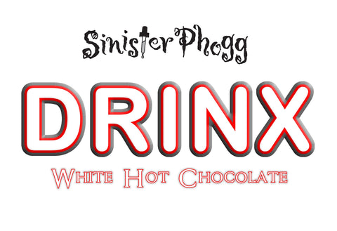 Drinx - White Hot Chocolate