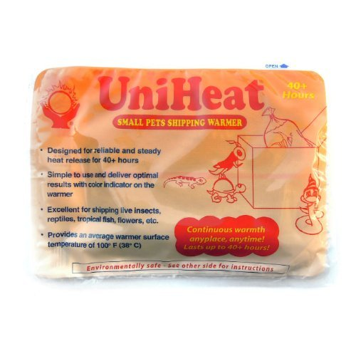 Uniheat 40+ Hour Jumbo Shipping Warmer (240 Per Case)