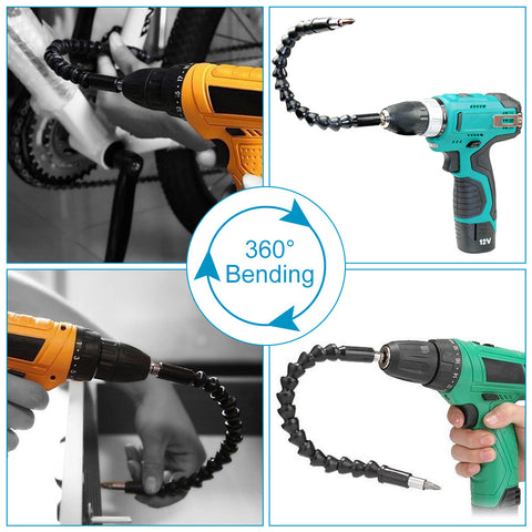 【Only$6 99】Drill Attachments-Buy more save more!!