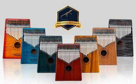 Kalimba is like a magic music box that can produce amazing sound. It is a new type of instrument originated in Africa and super great for children to cultivate musical talent and for adults who simply love music.