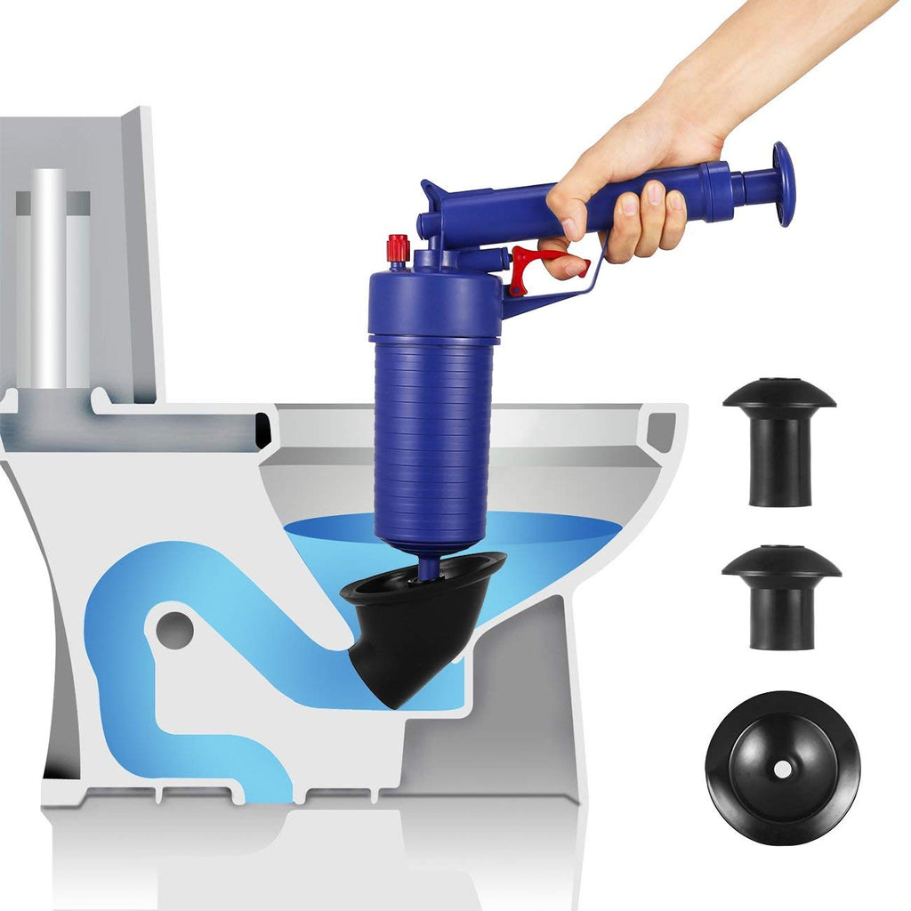 High Pressure Toilet Plunger-Toilet,Bathroom,Floor drain MULTI-FUNCTION