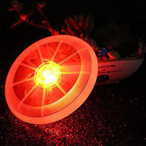 BUY MORE SAVE MORE!! LED light flying disc
