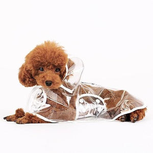Puppy Raincoat!!BUY MORE, SAVE MORE