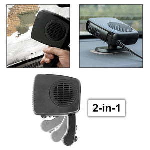 CAR DEFROSTER & HEATER-50%OFF