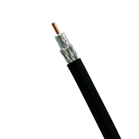 LMR-400 N-Male Right Angle to N-Male Right Angle Coax Cable