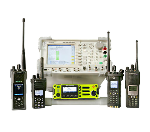 Radio Alignment for all Motorola, Harris and Kenwood radios.