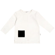 Long Sleeve Tee | Off White