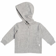 Hoodie | Heather Grey