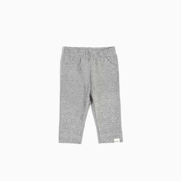 Heather Grey Leggings | Miles Baby