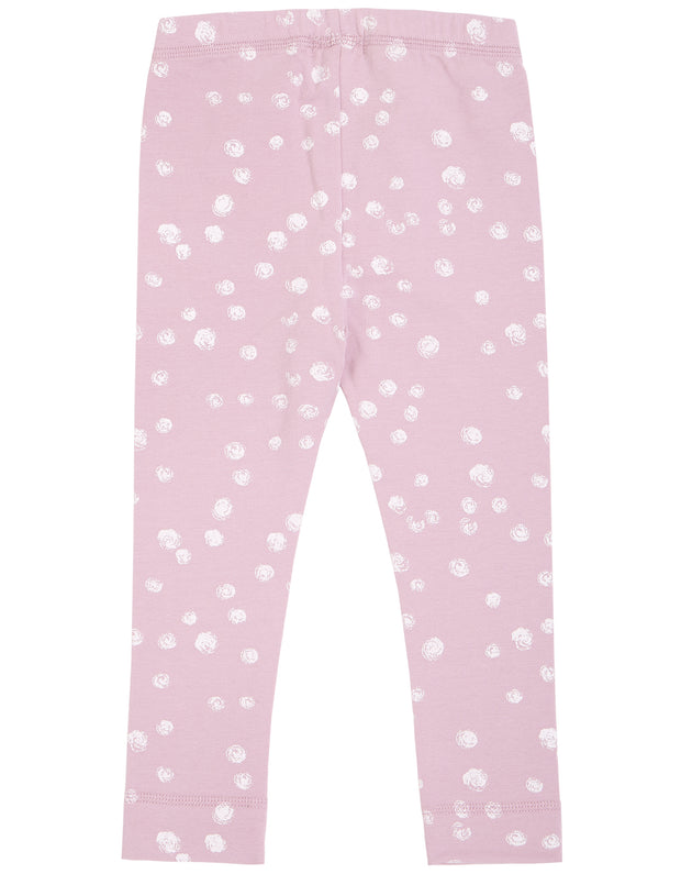 Light Purple Leggings | Miles Baby
