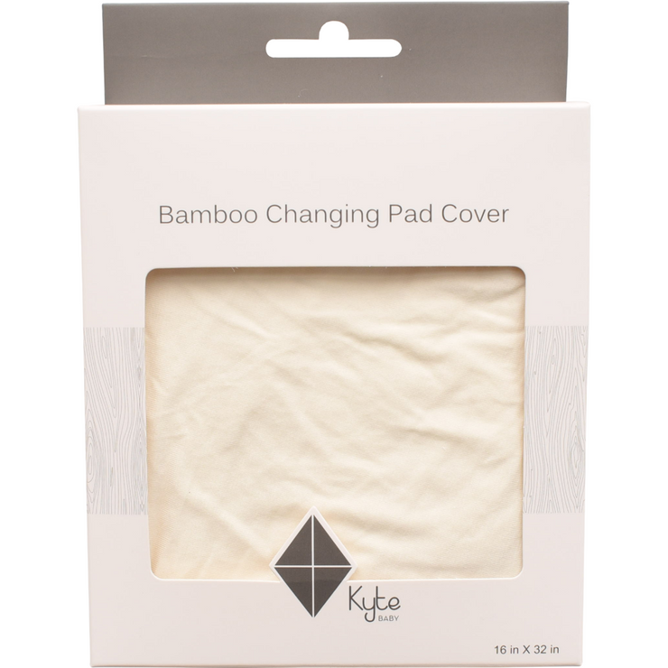 Cloud Kyte BABY Change Pad Cover Made from Bamboo Rayon Material