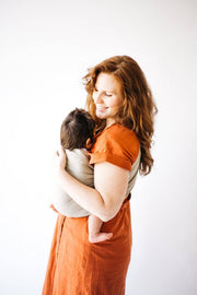 Baby Ring Sling | Driftwood, Baby Carrier Sling, Kyte Baby - O&Lo