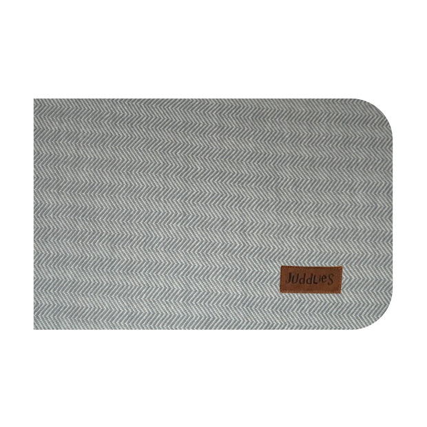 Cottage Collection Crib Sheet | Driftwood Grey, Crib Sheets, Juddlies - O&Lo