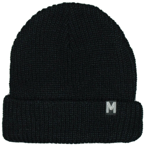 Knit Toque | Black by My Mila
