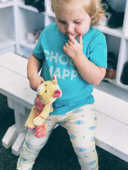 Organic Cotton Tee | Choose Happy, Tees, Ollie Jones - O&Lo