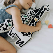 Nursery Friends | Alligator Throw Pillow