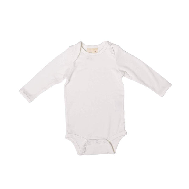 Bamboo Long Sleeve Onesie | Cloud