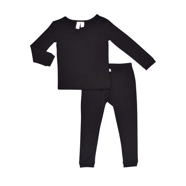 Bamboo Pajama Set | Midnight