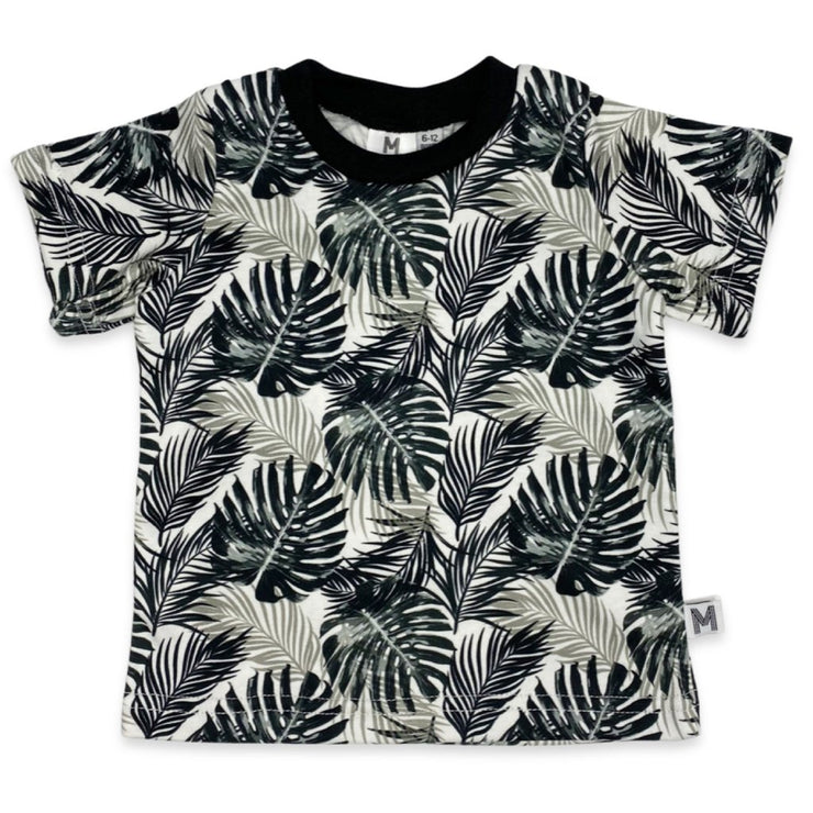 Crew Neck Tee |Jungle by My Mila