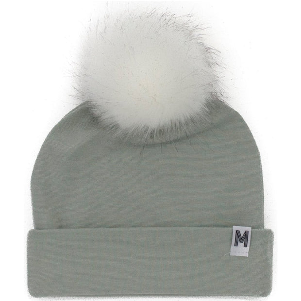 Flip Rim Toque | Mint by My Mila