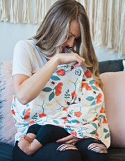 Baby Cover | Poppy Field OVer, Nursing Covers, OVer Company - O&Lo