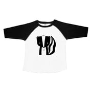 Kids Baseball Tee | Sawyer the Skunk, Baseball Tees, The Wild - O&Lo