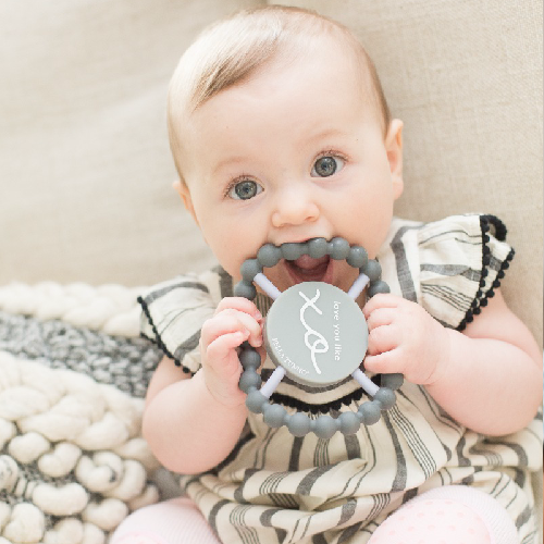 Happy Teether | Baller, Teething Toys, Bella Tunno - O&Lo
