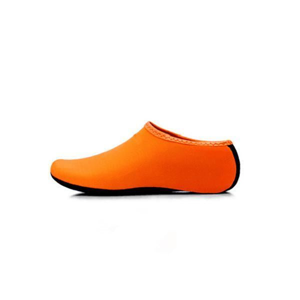 Hot Sale!!--Womens and Mens Water Shoes Barefoot Quick-Dry Aqua Socks - 70% OFF