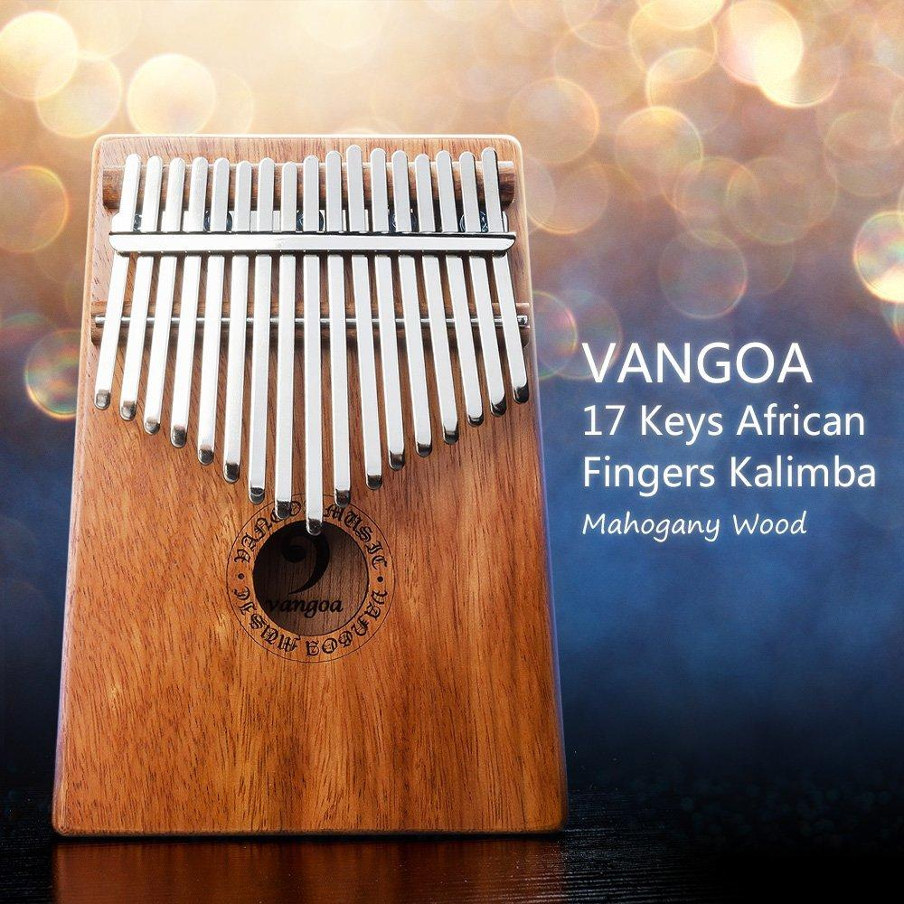 17 keys Kalimba-George!Buy one get six countdown day!!!