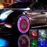 SUPER CAR Car Tire Wheel Lights